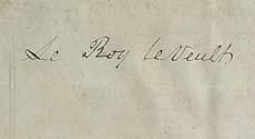 An extract from a handwritten document.