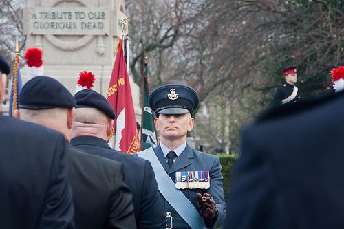 11/11 Armistice Day - Sunderland, UK.