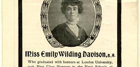 Emily Wilding Davison thumbnail