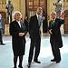 President Barack Obama in Members' Lobby