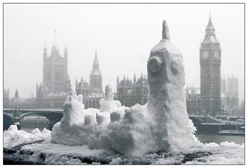 snow parliament