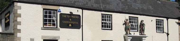 The Shepherd & Shepherdess
