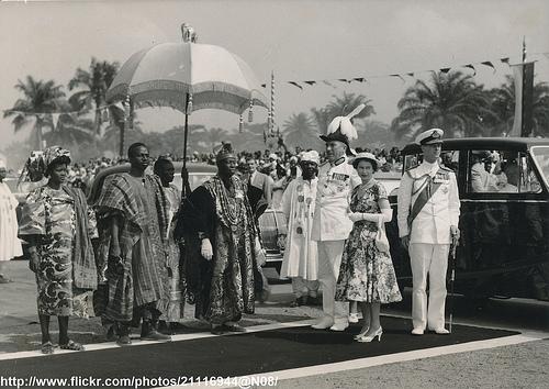 Nigeria`s splendid welcome