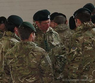 1st Battalion The Rifles