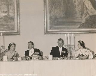 Princess Elizabeth in Canada