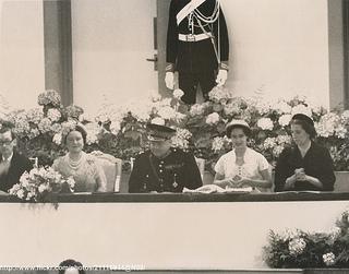 Royal Tournament 1954