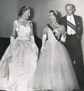 Princess Margaret in Nairobi