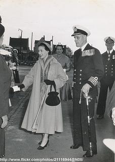 Princess Margaret in Germany