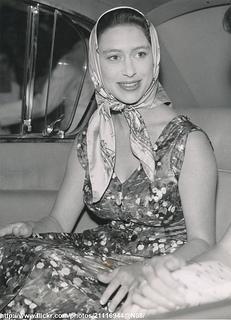Princess Margaret in British Honduras