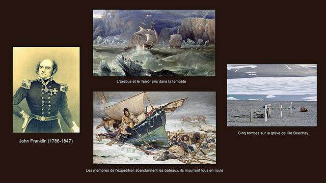 Histoires d'explorateurs - John Franklin