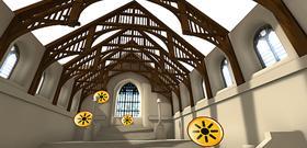 Westminster Hall app