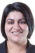 Shabana Mahmood MP