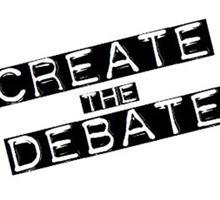 Create the Debate - debating resource