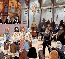The Gunpowder Plot 1: Stories from Parliament