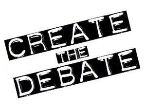 Debating resource: Create the Debate