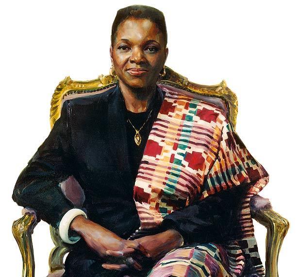 Baroness Amos WoA 6386