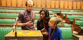 Visiting Parliament