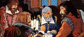 The Gunpowder Plot - what happened?
