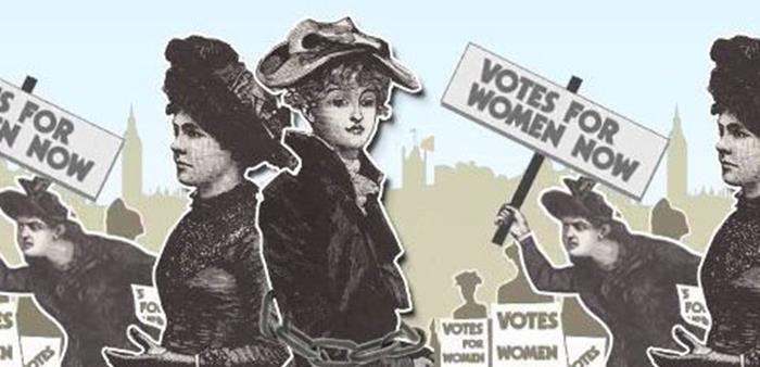 Suffragettes workshop in Nottingham
