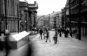 High street. Unnoticed by DarrelBirkett flickr creative commons