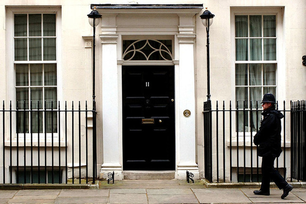 Number 11 door