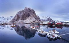 Floating Away | Lofoten, Norway by v on life