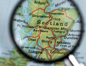 Scottish devolution source materials activity