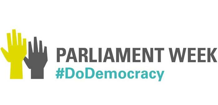 Parliament Week 2015 (16-22 November)