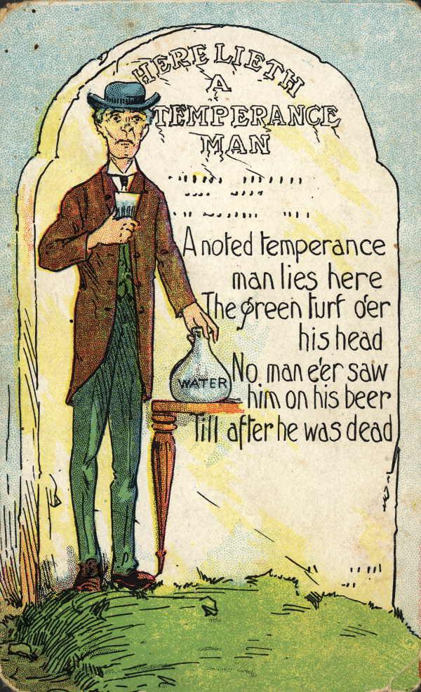 #21 Temperance Man