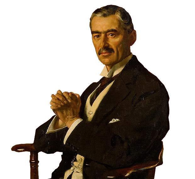 Neville Chamberlain WoA 6771
