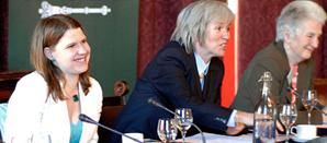 Groundbreaking women in Parliament