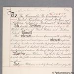 Petition against Racial Discrimination 1962