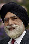 The Lord Singh of Wimbledon CBE