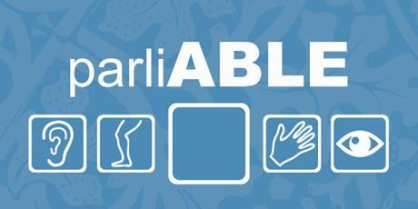 ParliABLE logo