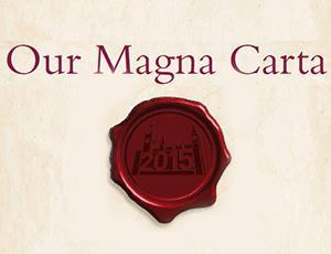 Magna Carta anniversary assembly plan