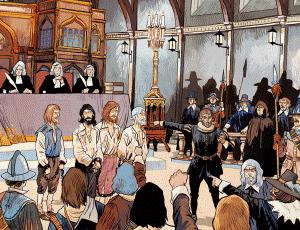 The Gunpowder Plot part 1: Stories from Parliament