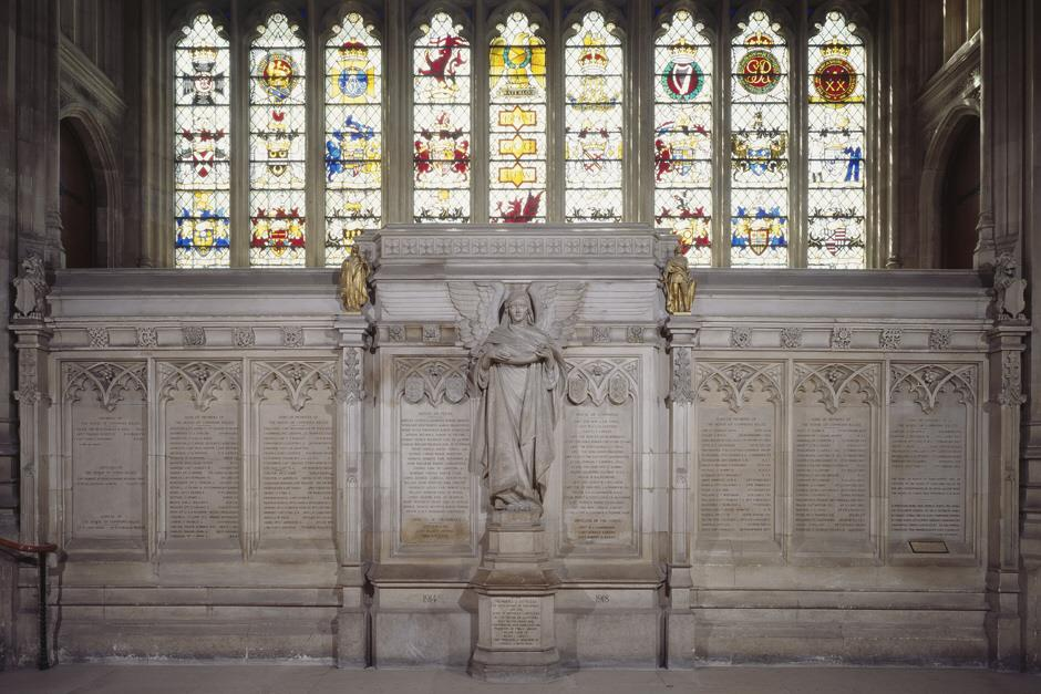 Bertram Mackennal's Parliamentary War Memorial