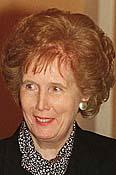The Baroness Falkender CBE