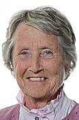 The Baroness Heyhoe Flint OBE
