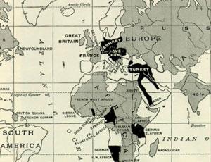 World War One source pack