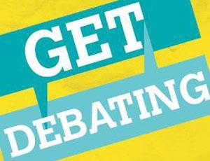 Get Debating worksheets